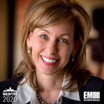 Leanne Caret, president and CEO of Boeing's Defense, Space and Security