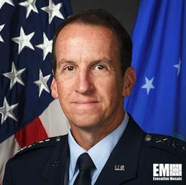 Lt. Gen. Shaun Morris on AFLCMC's Push for 5G, Digital Engineering Efforts