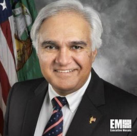Acting CBP CIO Sonny Bhagowalia Appointed to Full-Time Role