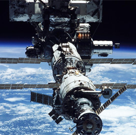 NASA Discusses Northrop Grumman's Mission to Space Station