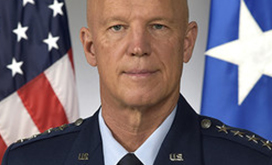 Gen. John Raymond