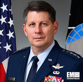 Gen. David Thompson: Space Force to Establish Commercial Space Services Organization