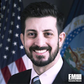 Ted Kaouk Set to Join OPM as Chief Data Officer