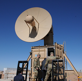 Army Invests in AFRL's New Anti-Drone Directed Energy Weapon; Lt. Gen. Neil Thurgood Quoted