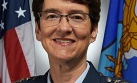 Gen. Jacqueline Van Ovost