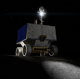 NASA Ready to Implement Final Design of Upcoming Lunar Rover; Sarah Noble Quoted