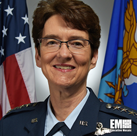 Gen. Jacqueline Van Ovost: Air Mobility Command Eyes Conditions-Based Approach for KC-46 Operational Use