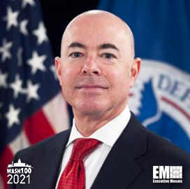 DHS to Hold Sprints on Driving Cybersecurity Response; Alejandro Mayorkas Quoted
