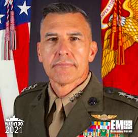 Lt. Gen. Dennis Crall, Joint Staff CIO, Recommends Areas to Improve JADC2