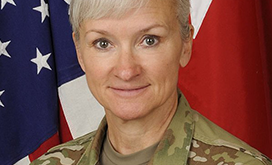 Lt. Gen. Laura Potter