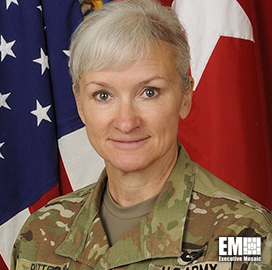 Lt. Gen. Laura Potter Outlines Army G-2 Intell Office's Priorities