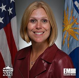 Lauren Knausenberger: Air Force Must Automate IT Processes to Address Budget Shortfalls