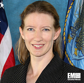 Sarah Armstrong: NSWC Crane Hypersonics Systems Engineering Field Activity Seeks to Link Research to Warfighter's Needs