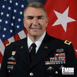 U.S. Army Tests Modernized Network Equipment With Full Brigade; Maj. Gen. Peter Gallagher Quoted