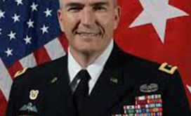 Maj. Gen. Peter Gallagher