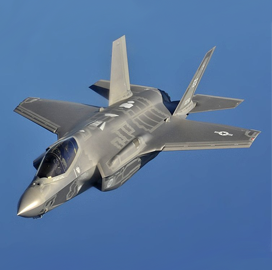 GAO: Pentagon Should Update F-35 Program's Block 4 Modernization Schedule