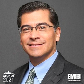 Xavier Becerra Sworn in as Secretary of Health and Human Services