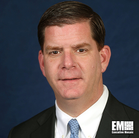 Marty Walsh Confirmed as Secretary of Department of Labor