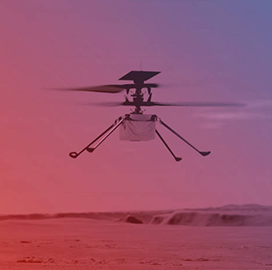 NASA's Ingenuity Helicopter Conducts First Flight Demo on Mars