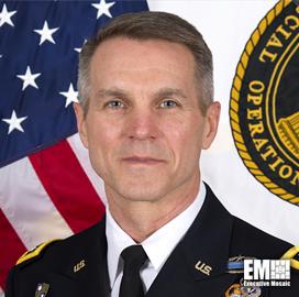 Gen. Richard Clarke: USSOCOM Eyeing AI-Based Data Processing, Encryption Concepts to Modernize Operations