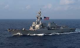 USS William P. Lawrence