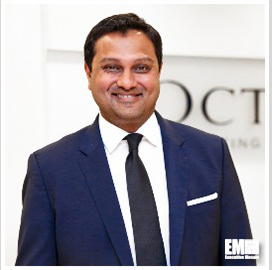 Octo Consulting Awarded Spot On $12.6B DIA SITE III Contract; Mehul Sanghani Quoted