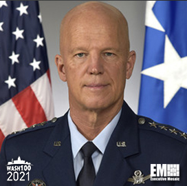 Space Force To Restructure Acquisition Organization; Gen. John Raymond Quoted