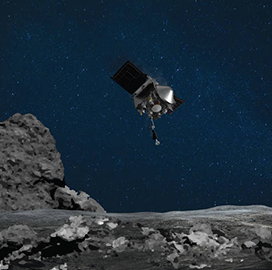 NASA's OSIRIS-REx Mission Concludes Sample Collection on Bennu Asteroid