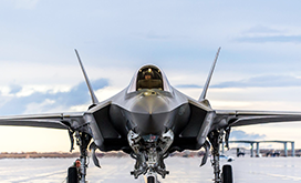 F-35 Fighter Jets