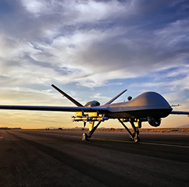 Air Force to Move Forward With MQ-9 UAV Fleet Modernization