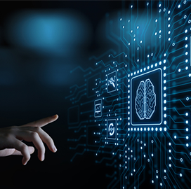 DARPA Pursues Machine Learning Program to Boost the Adaptability of Defense Systems; John-Francis Mergen Quoted