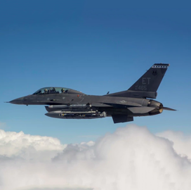 AFRL Demonstrates Networked Weapon Operations With Small Diameter Bomb