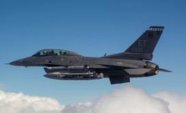 F-16 with CSDB