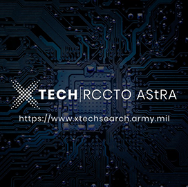 Army Hosts Competition in Search of New Military Tech; Rob Monto Quoted