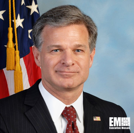FBI Director Christopher Wray Calls for Coordination to Fight Ransomware Attacks