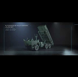Army Demos Autonomous Missile Launcher for Multidomain Operations