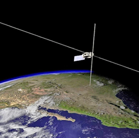 AFRL Completes Service Life of Science Experiment Spacecraft; Michael Starks Quoted