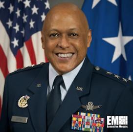 Lt. Gen. Anthony Cotton Nominated to Lead AF Global Strike Command