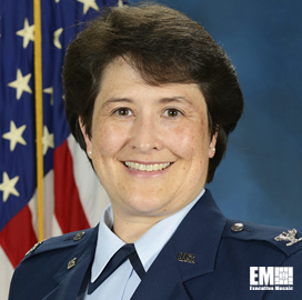 Air Force Col. Amanda Kato Retires as Nuclear C3 Program Executive Officer; Gen. Arnold Bunch Jr. Quoted