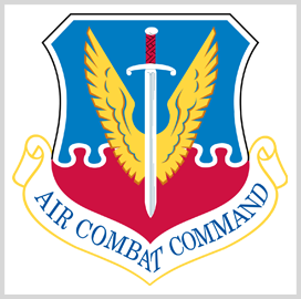 Air Combat Command Stands up New Spectrum Warfare Team; Maj. Gen. Case Cunningham Quoted