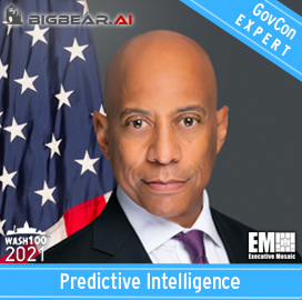 GovCon Expert Reggie Brothers: BigBear.ai First Half 2021 Financial Results Show Consistent Contract Awards, Backlog Growth