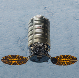 NASA, Northrop Set Launch of Next Cygnus Resupply Mission for Aug. 10th