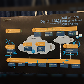 Air Force Writes Document to Guide ABMS Activities