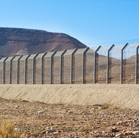 CBP to Terminate 2 Border Barrier Construction Contracts