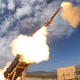 Army Demonstrates Missile Interception in Electronically Contested Environment; Col. Philip Rottenborn Quoted