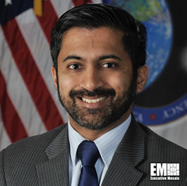 White House Appoints Chirag Parikh as National Space Council Executive Secretary