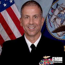 Rear Adm. Carl Chebi Nominated as NAVAIR Commander