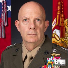 Gen. David Berger: Marine Corps Must Leverage Logistics to Boost Artificial Intelligence Technologies