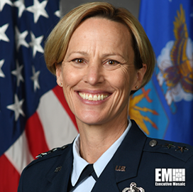 AFRL Chief Heather Pringle: Partnerships With Industry Sought for Space Tech Development