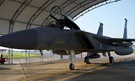 F-15C w/ IRST